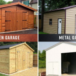 Benefits of Having a Metal Garage over Wood Garage